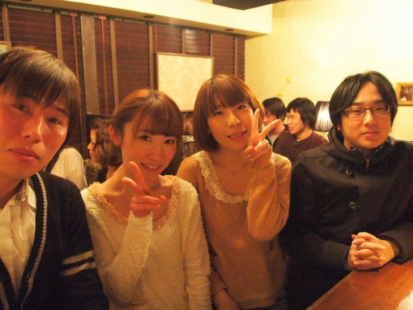 miumiu第63回大コンパ大会~ 若者部。_a0050302_212764.jpg