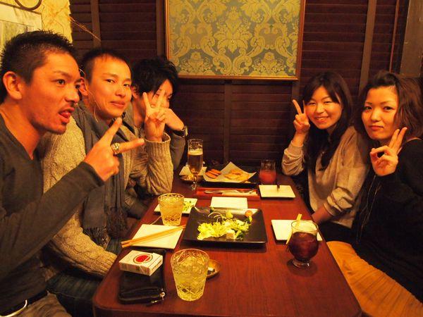 miumiu第63回大コンパ大会~ 若者部。_a0050302_214571.jpg