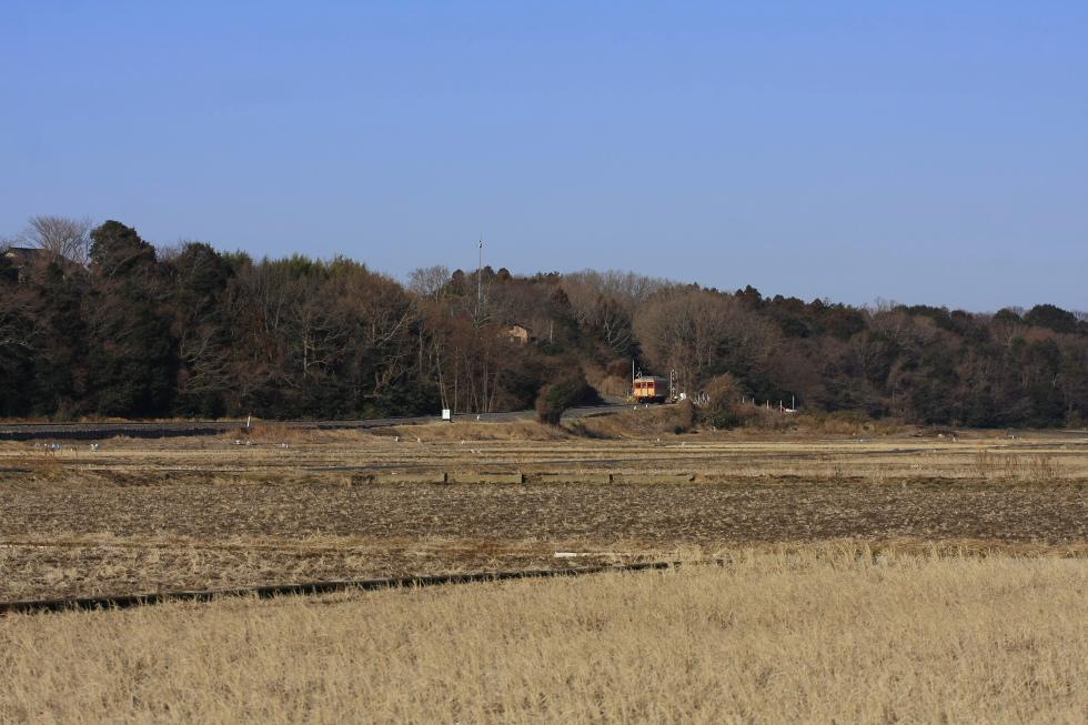 冬の青空 - 2012年・ひたちなか -_b0190710_22351617.jpg