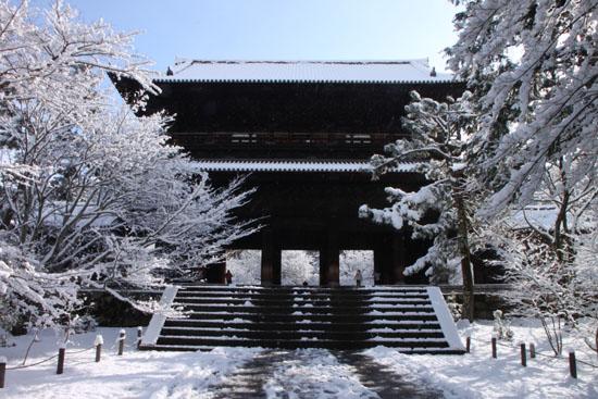 南禅寺 雪景色_e0048413_21523046.jpg