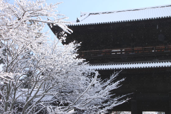 南禅寺 雪景色_e0048413_21524574.jpg