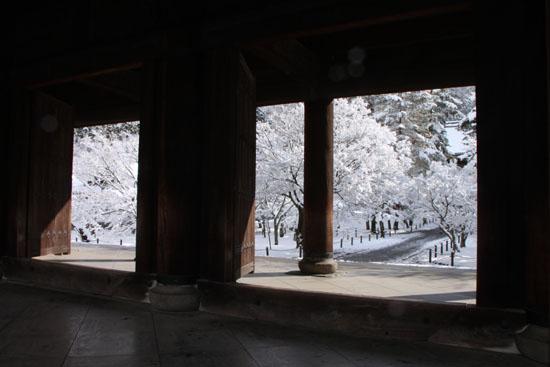 南禅寺 雪景色_e0048413_2153077.jpg