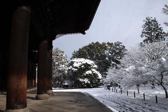 南禅寺 雪景色_e0048413_21531727.jpg