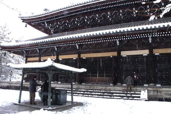 南禅寺 雪景色_e0048413_21534562.jpg