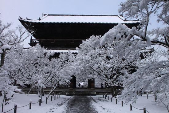 南禅寺 雪景色_e0048413_21542496.jpg