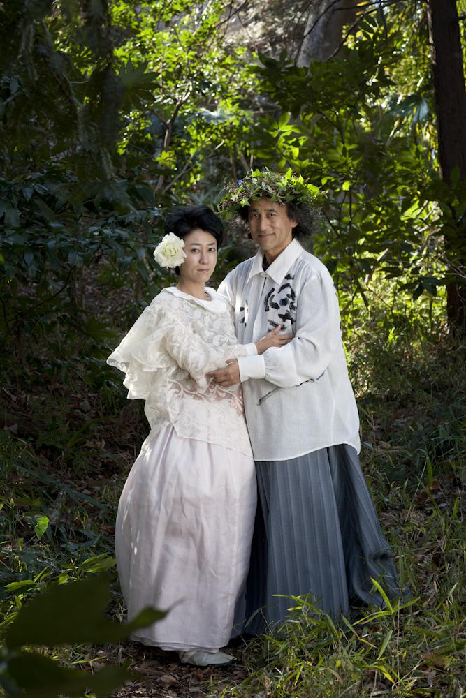 写真家マーティン・リチャードソンさんが撮影してくださった2月12日・松岡芽ぶきさんとの水上結婚式の写真_f0006713_0205344.jpg
