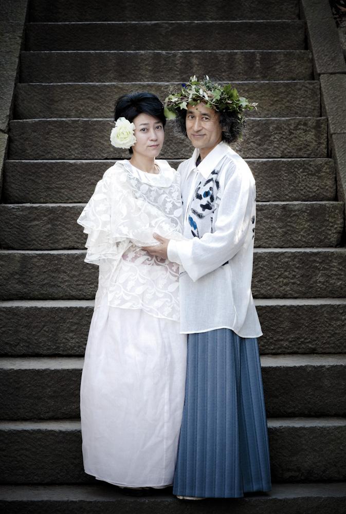 写真家マーティン・リチャードソンさんが撮影してくださった2月12日・松岡芽ぶきさんとの水上結婚式の写真_f0006713_0214512.jpg