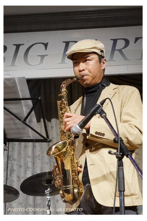 U-SPA Jazz Messengers_e0127416_1454364.jpg