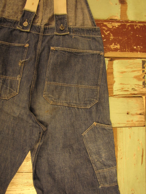 OLD PAY DAY DENIM OVERALLS_f0233425_222488.jpg