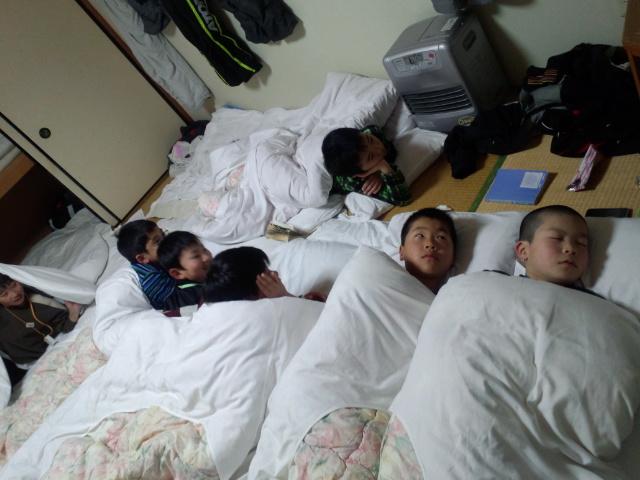 キャンプ2日目の様子_f0101226_1634337.jpg
