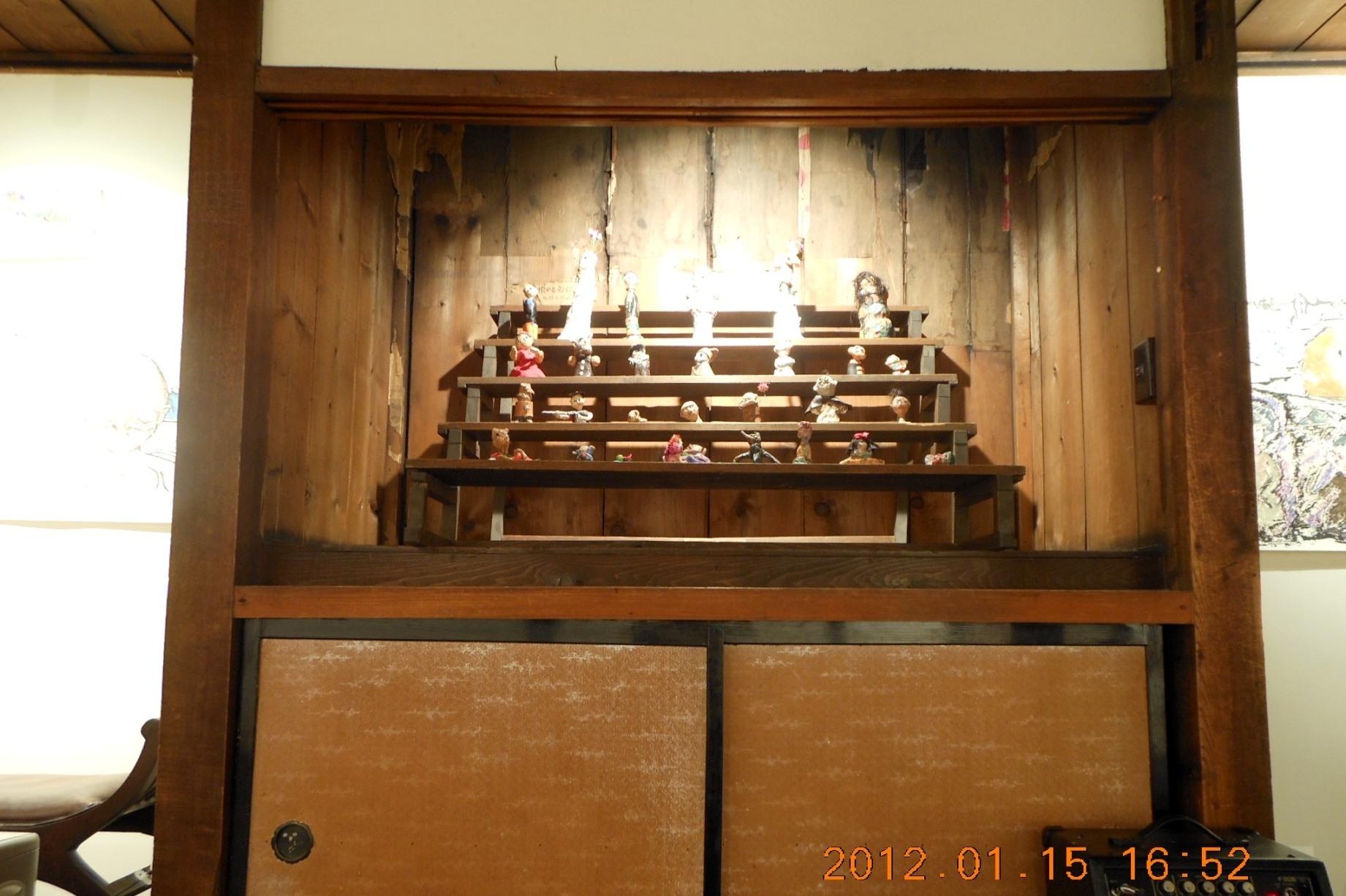 1629) 「住吉直道・個展」 g.犬養 終了・1月14日(土)~1月22日(日)_f0126829_23301165.jpg