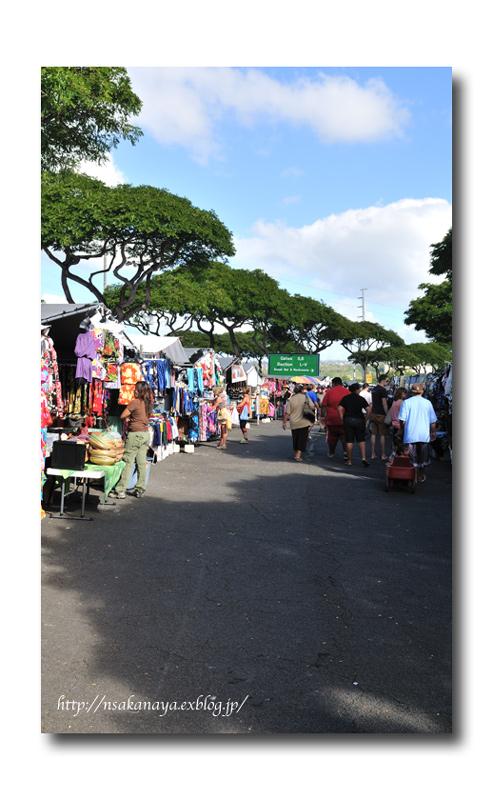 さかなや家族 旅行 in Hawaii 〜 4日目 〜 Aloha Stadium Swap Meet_d0069838_1153189.jpg