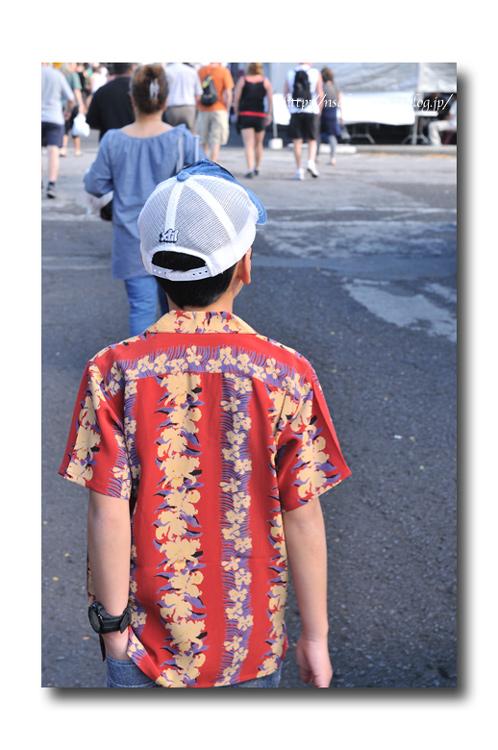 さかなや家族 旅行 in Hawaii 〜 4日目 〜 Aloha Stadium Swap Meet_d0069838_1214834.jpg