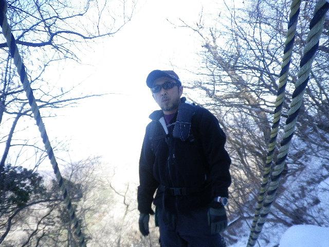 雪山ハイキング。。?_d0157745_19411329.jpg
