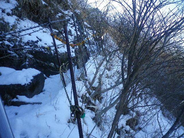 雪山ハイキング。。?_d0157745_19431497.jpg
