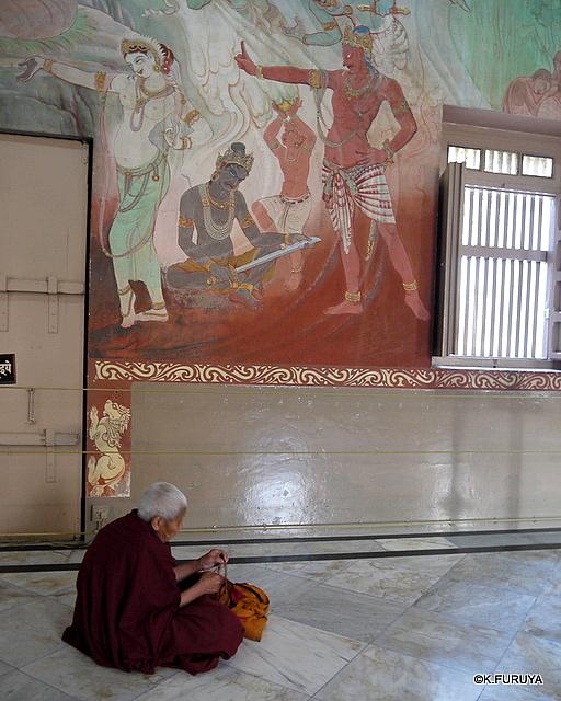 インド旅行記 9  仏教の聖地 サルナートその1_a0092659_22111236.jpg