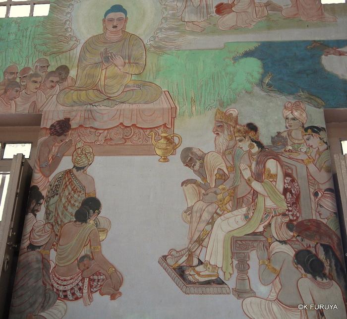 インド旅行記 9  仏教の聖地 サルナートその1_a0092659_2271694.jpg