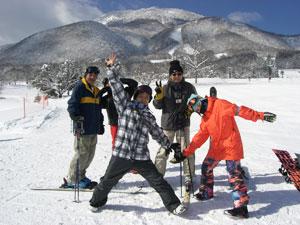 今冬 初スノボ~!_e0251265_20143238.jpg