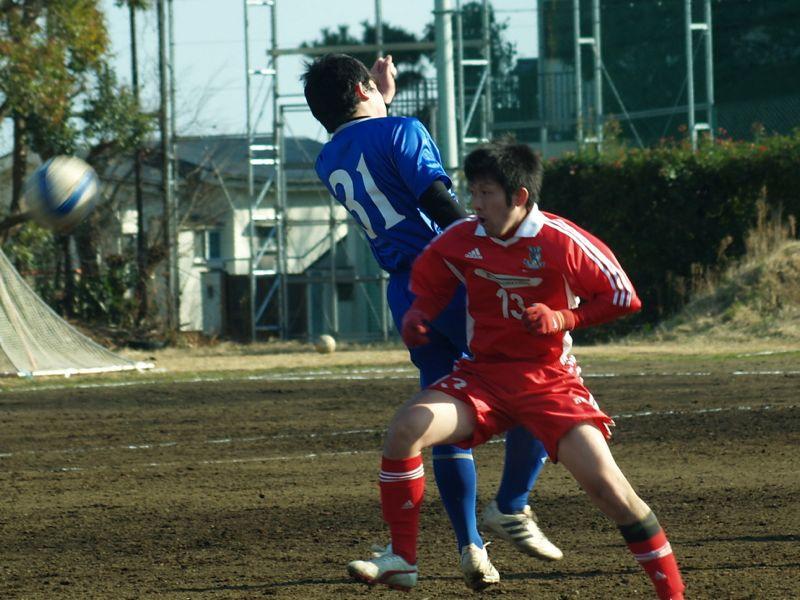 練習試合vs横浜国立大学_a0109270_1135437.jpg