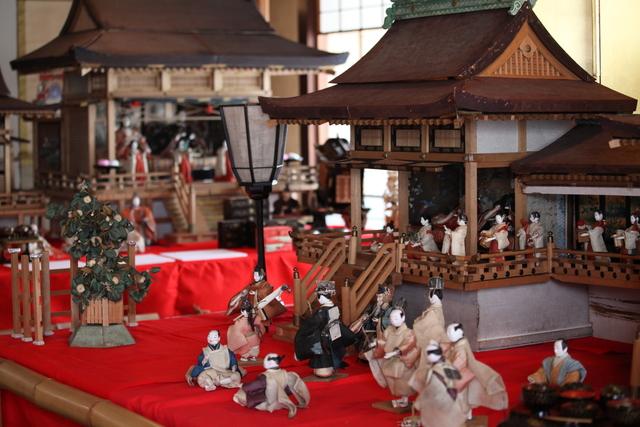 五個荘 商家に伝わるひな人形めぐり3_c0196076_816248.jpg