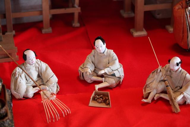 五個荘 商家に伝わるひな人形めぐり3_c0196076_9482821.jpg