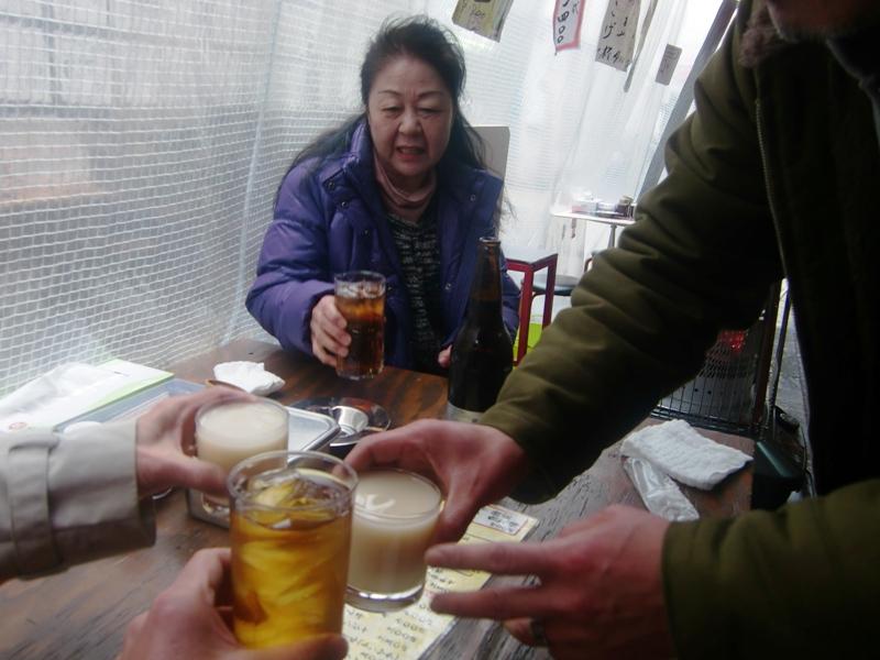 ◆ 2012三線教室新年会・翌日編_f0238779_8523686.jpg