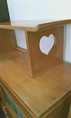 書棚と灰皿♪_e0199317_1113570.jpg