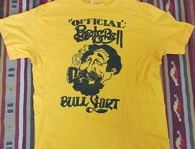 70'S HANES BULL SHIRTS プリントTシャツ!_c0144020_17234740.jpg