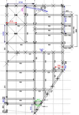 在来木造 構造図!_c0225122_20463876.jpg
