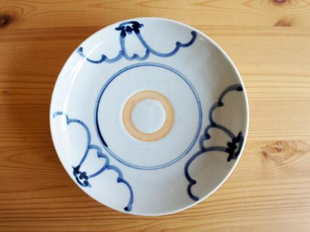藤塚さんのお皿。_a0026127_1637350.jpg
