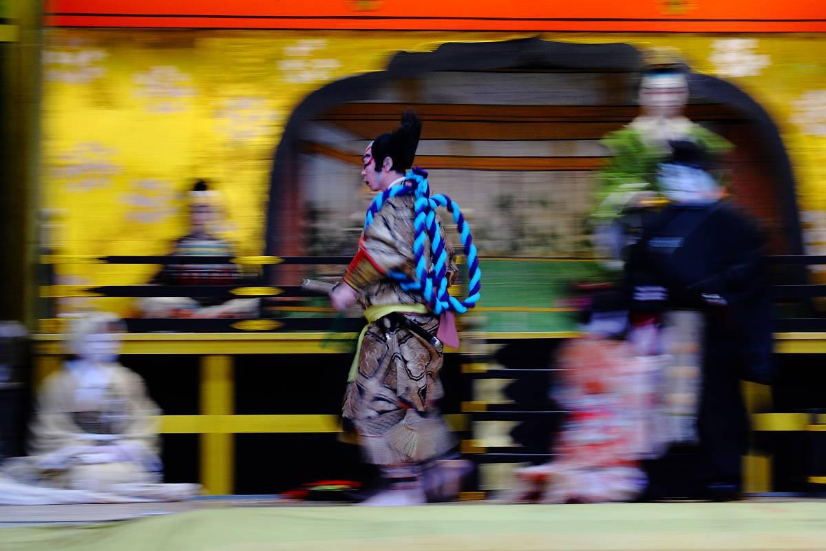 黒森歌舞伎_d0106628_17585915.jpg