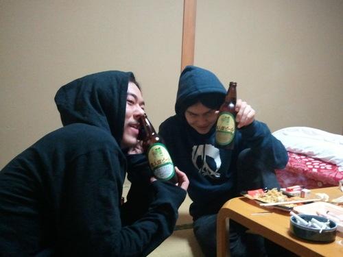 2012焼山スノーボードキャンプin青森 その1_e0173533_9314242.jpg