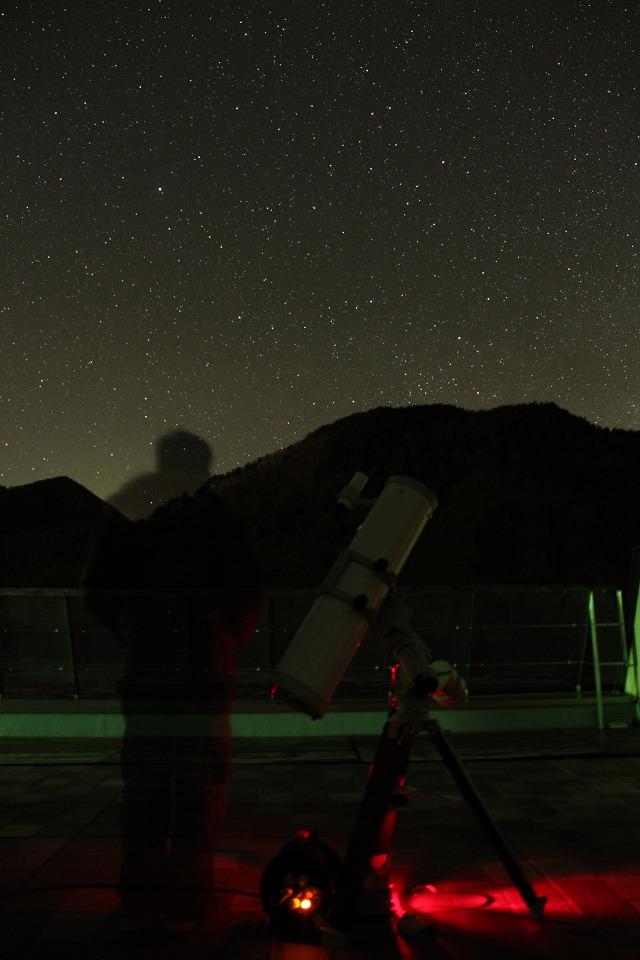 宇宙に漂う一夜・・・_b0100253_17515269.jpg