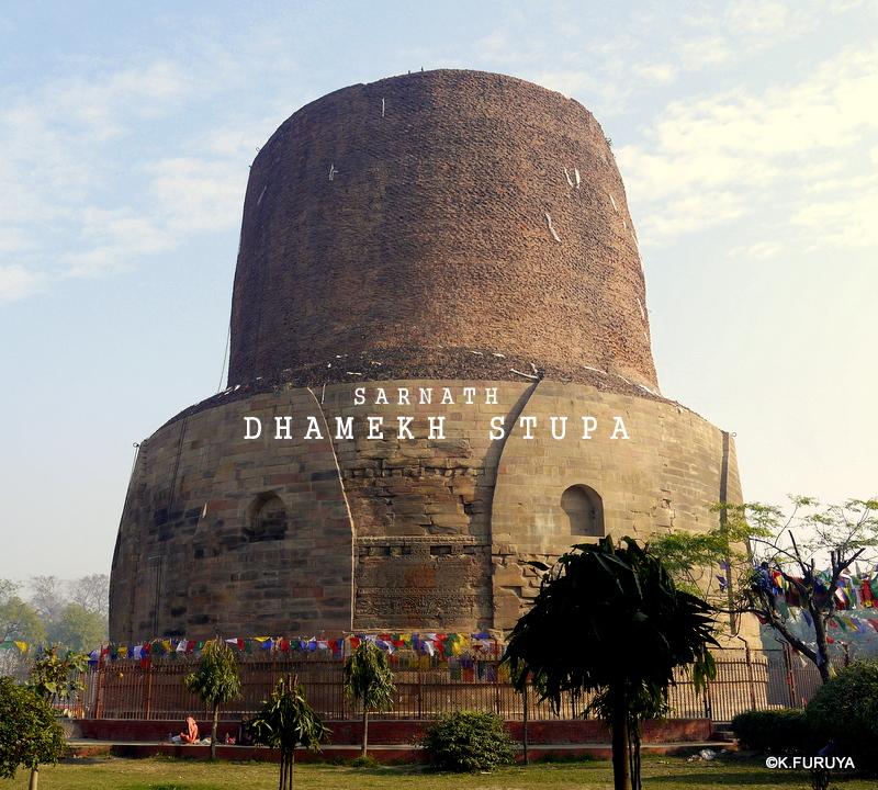 インド旅行記 10  仏教の聖地 サルナートその2_a0092659_21463786.jpg