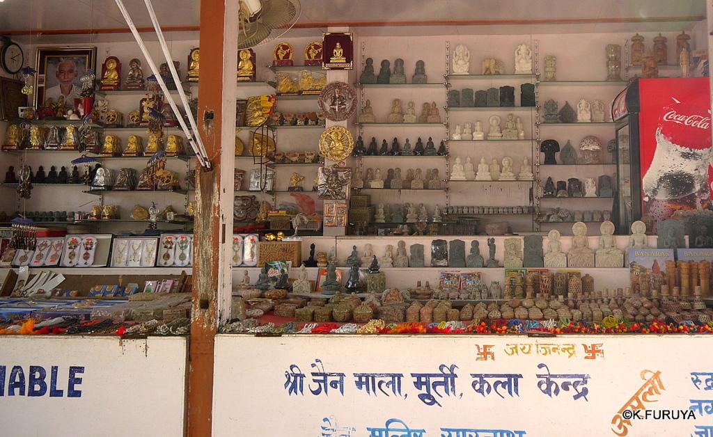 インド旅行記 10  仏教の聖地 サルナートその2_a0092659_22462383.jpg