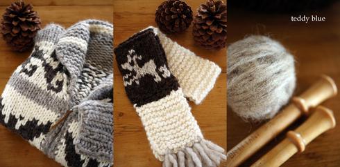 cowichan knits  カウチンニットであったか_e0253364_21473127.jpg