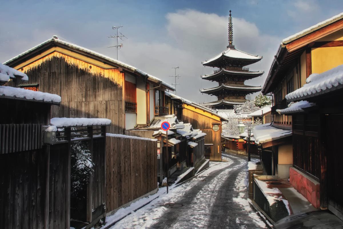 雪景色 <京都>_f0021869_134319.jpg