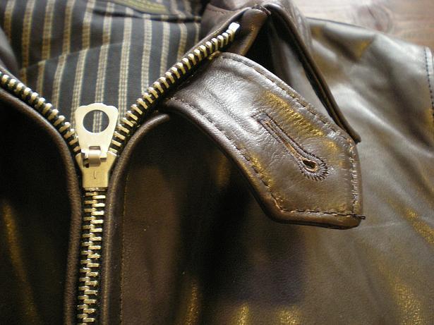 ROWDY Leather sports Jacket_d0160378_16131847.jpg