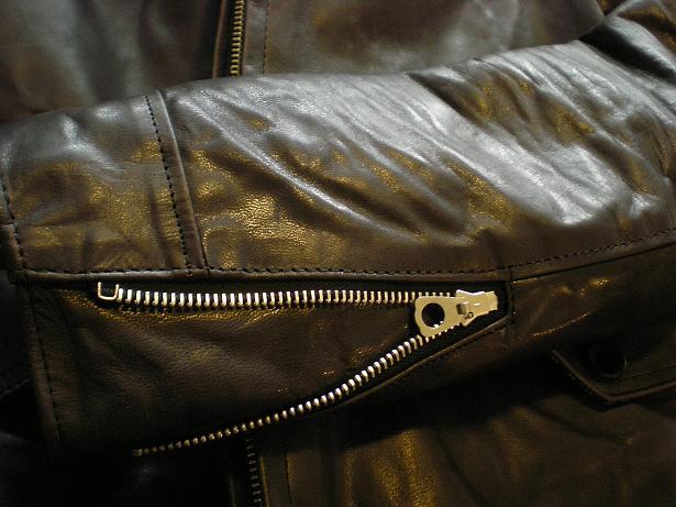 ROWDY Leather sports Jacket_d0160378_16135596.jpg