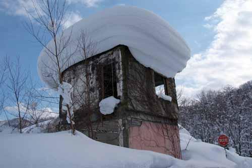 豪雪の美唄_f0173596_23293625.jpg