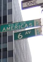 ニューヨーク・ミッドタウン、6番街沿いの高層ビル群_b0007805_1523573.jpg
