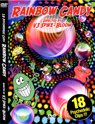 -WINTER SALE-  Spike-Bloom DVD_c0222907_22113338.jpg