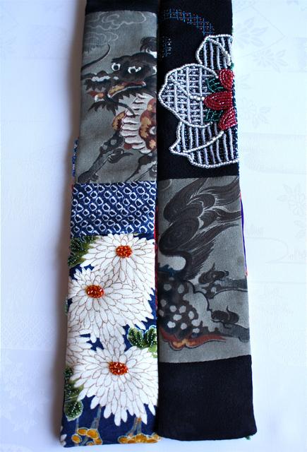 菊と牡丹と龍の幸せな合体作品が嫁いで行きました〜♬_f0170519_17463019.jpg