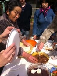 餅つき大会&BBQ なのでした☆_e0210422_23594155.jpg
