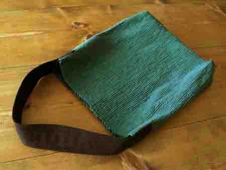 薄井さんのバッグとロムエンのジャム。_a0026127_22565094.jpg