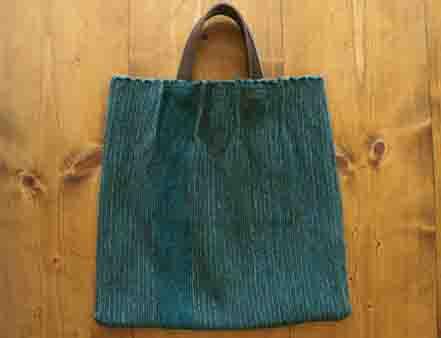 薄井さんのバッグとロムエンのジャム。_a0026127_2258188.jpg