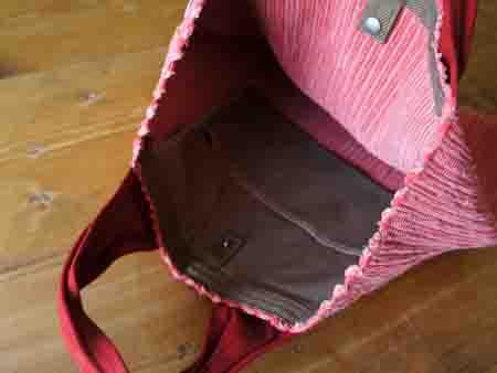 薄井さんのバッグとロムエンのジャム。_a0026127_2305170.jpg