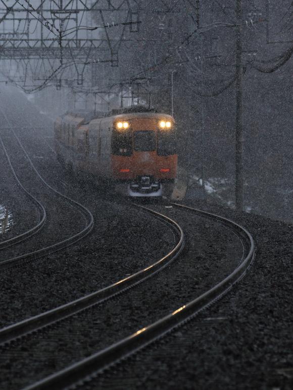 雪降りしきるなか_d0226336_129669.jpg