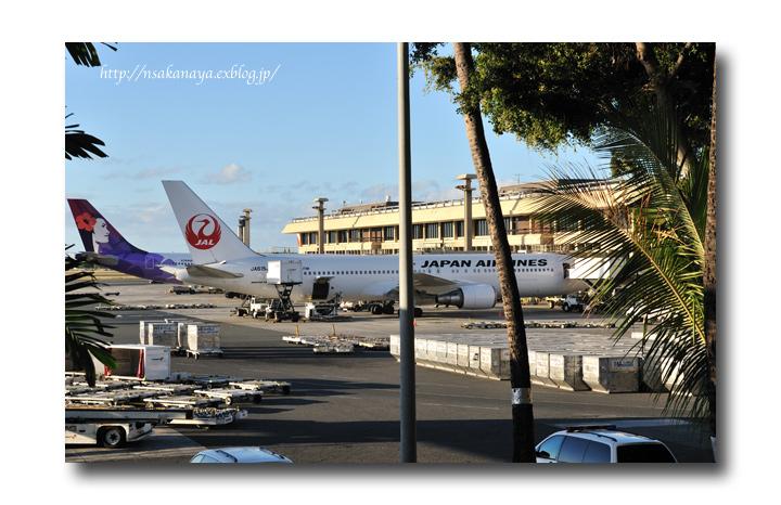 さかなや家族 旅行 in Hawaii 〜 最終日 〜 ハワイから成田へ_d0069838_1044274.jpg