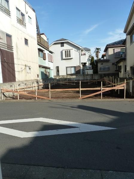 横浜市泉区K様邸☆基礎工事☆やり方_c0152341_828434.jpg
